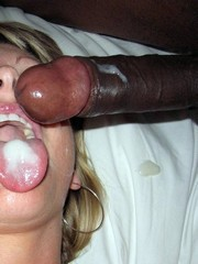 Slut Wife like big black cock