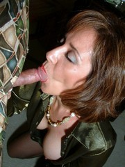 There is Nothing Like A Milf, oral sex..