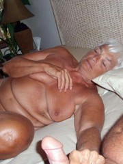 Elder granny with hairy pussy, Private..