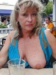 Amateur photos of old girls with big..