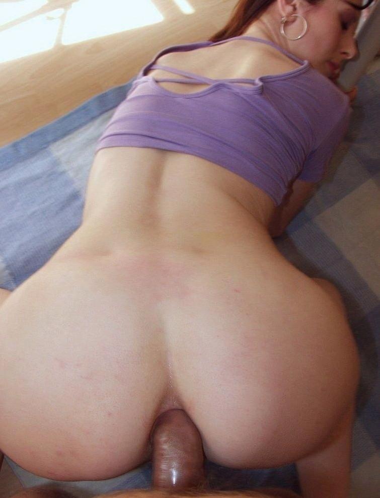 Amature butt sex