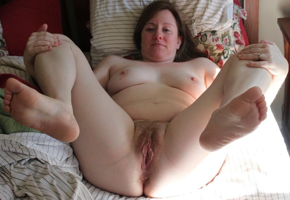 Hairy fat chubby ex girlfriend masturbating her hairy pussy 4