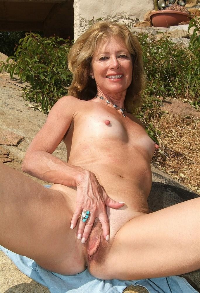 Mature nudes and shaved