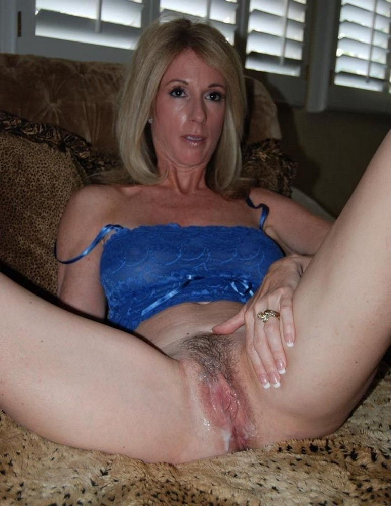 Mature wet milf