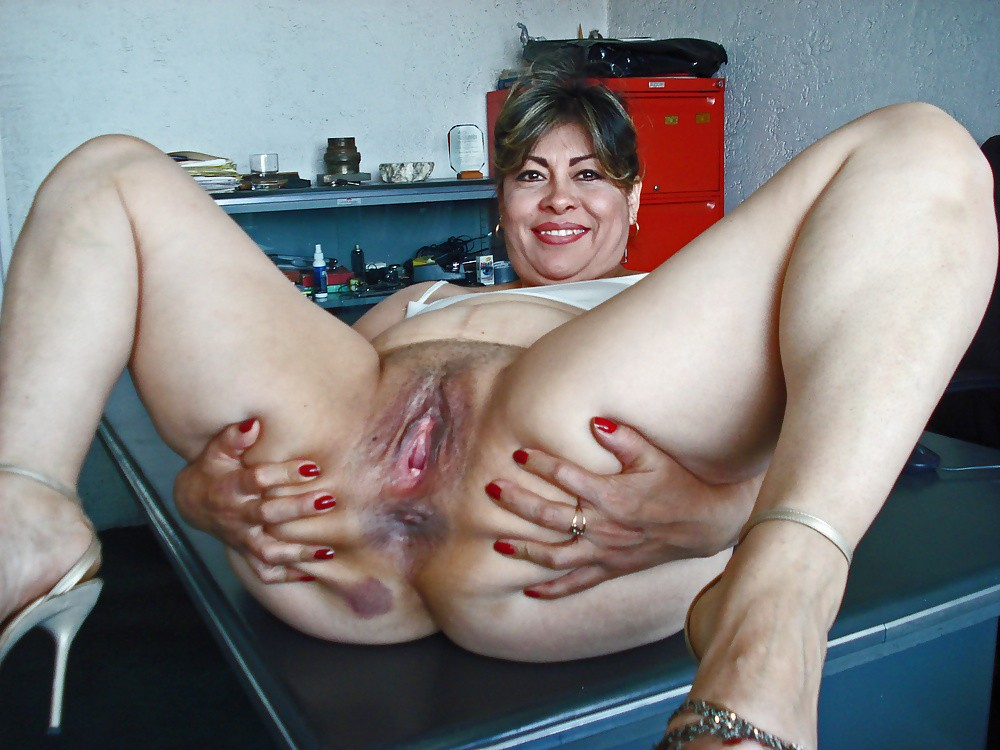 Super hot fatty rides his rod on the pool table 9