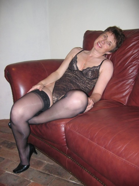 Not sexy nylons wives situation