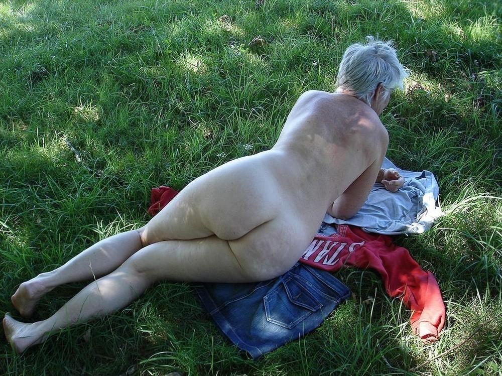 german nudist granny