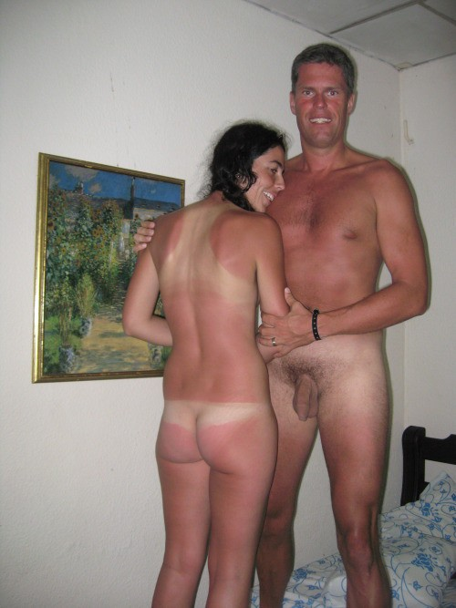 Amateur exhibitionist couple reply
