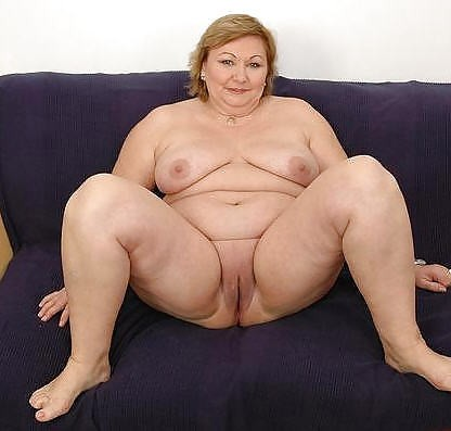 Naked young mom chubby rather