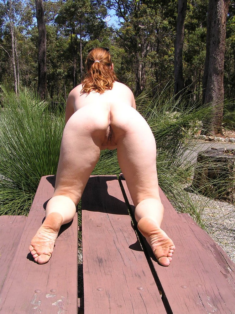 Agree, Grandma outdoors slut exactly