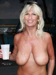 Only nude moms and grannies from Britain
