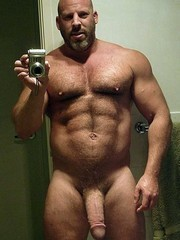 Daddy Selfies big mature cocks