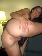 Big and round asses the English amateur..
