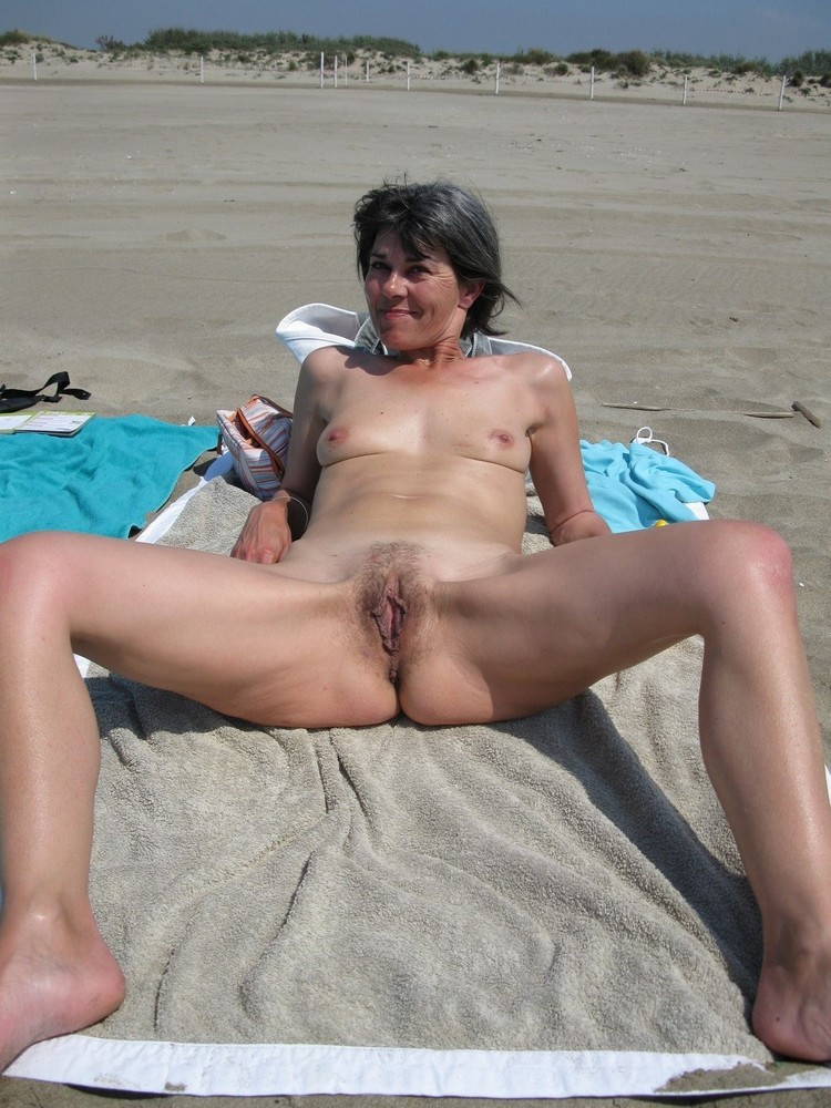 Nude Mature Wife At Nude Beach Images